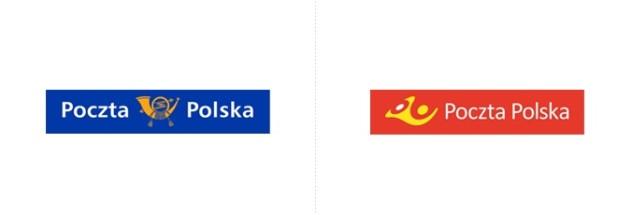 rebranding poczty polskiej