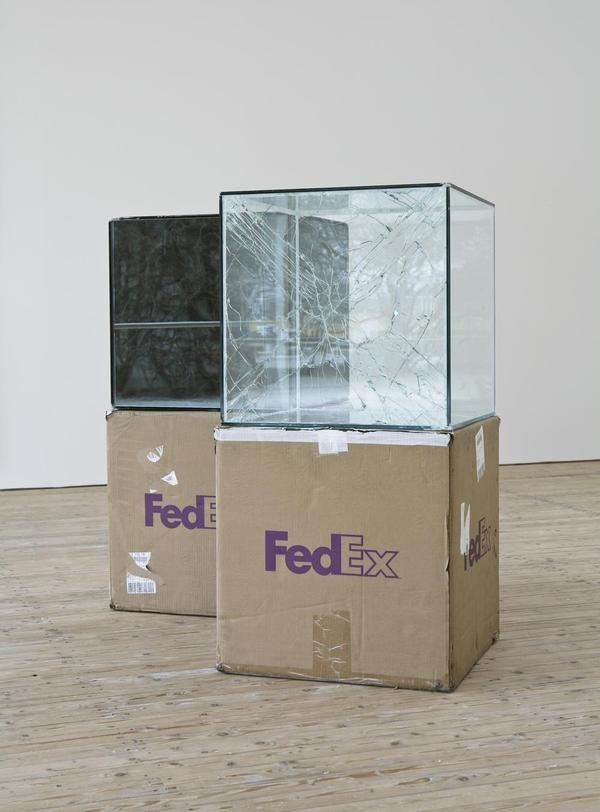 jak FedEx tworzył artystyczne dzieła